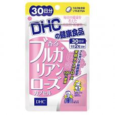 Съедобные духи с ароматом дамасской розы DHC