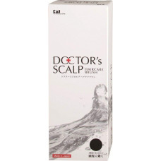 Щётка для волос с жесткой щетиной Doctors Scalp