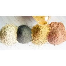 Мягкая очищающая пена с глиной Ebis