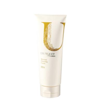 Японский увлажняющий очищающий крем для снятия макияжа URUWOEET Premium Ebis