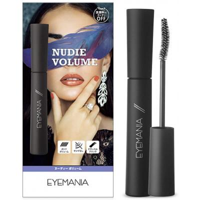 Объемная тушь для изысканного макияжа с натуральными экстрактами EYEMANIA