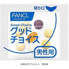 Витаминный комплекс для мужчин от 30 до 40 лет Fancl