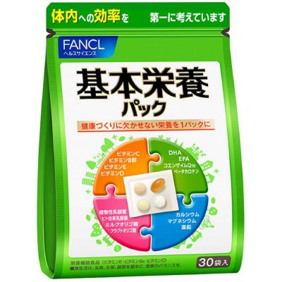 Японский комплекс витаминов и минералов Fancl Good Choice Basic