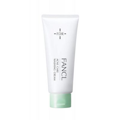 Японская пенка для умывания проблемной кожи Acne Care Fancl