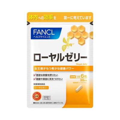 Японское маточное молочко в капсулах Fancl