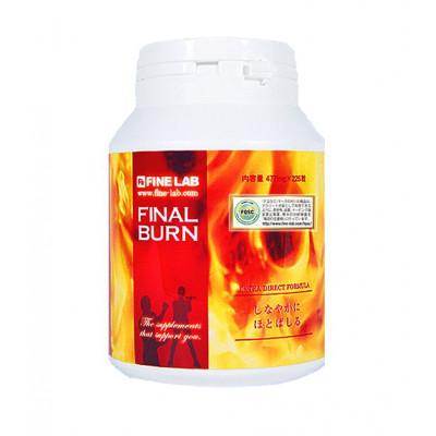 Японское средство для похудения - сжигатель жира Final Burn