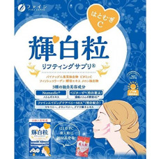 Комплекс для кожи с коллагеном, экстрактом ананаса, ферментами растений и витаминами FINE JAPAN