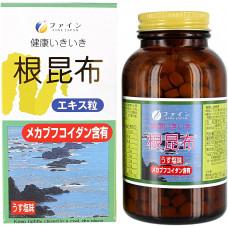 Комплекс с фукоиданом и ламинарией FINE JAPAN