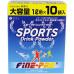 Японский спортивный напиток с витамином С, магнием и кальцием Sports Drink Powder FINE JAPAN