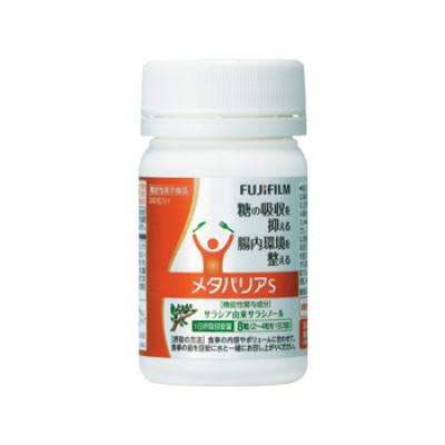 Японский комплекс для уменьшения поглощения сахара и улучшения кишечной среды Meta Barrieria S Fujifilm