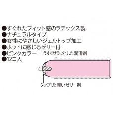 Презервативы с разогревающим гелем Glamourous Botterfly Hot Type