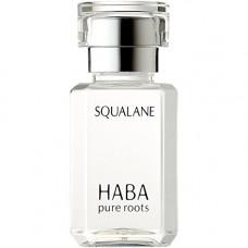 Сквалан для лица HABA PURE ROOTS SQUALANE  - 100% масло сквалена