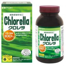Хлорелла в таблетках Itoh