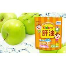 Комплекс витаминов А, Д, В с маслом печени для детей от 3 до 11 лет Itoh