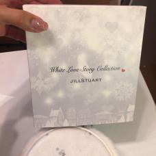 Рождественский набор декоративной косметики Jill Stuart White Love Story Collection