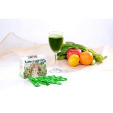 Аодзиру с ферментами овощей и фруктов, коллагеном и церамидами, с шейкером Kagura Corporation