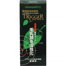 Лекарственный лосьон для роста волос Trigger Kaminomoto