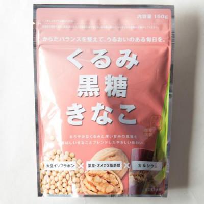 Японский кинако c коричневым сахаром и грецким орехом KOUTA SHOUTEN