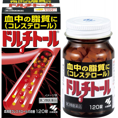 Долититол для снижения уровня холестерина