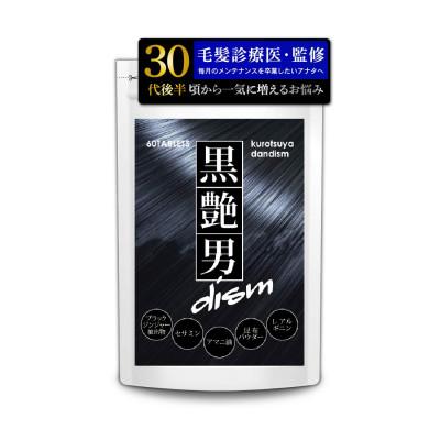 Японский комплекс против седины волос Dism