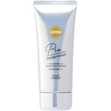 Солнцезащитная отбеливающая эссенция KOSE Suncut Pro Defense Whitening Sunscreen UV Essence Stain