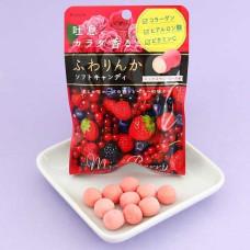 Жевательные конфеты красоты Kracie – Mix Berry Rose