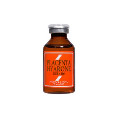 Японский двухкомпонентый экстракт Плаценты и Гиалуроновой кислоты Placenta Hyarone Due a100