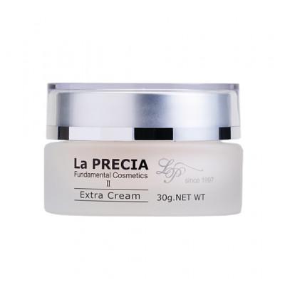Японский плацентарный Экстра крем для лица La PRECIA Extra Cream