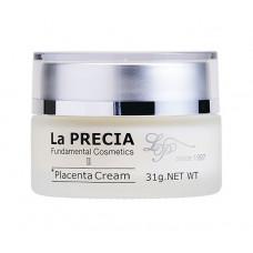 Плацентарный крем с коллагеном La PRECIA Placenta Cream