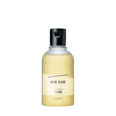 Японский шампунь для блеска волос SEE SAW Lebel