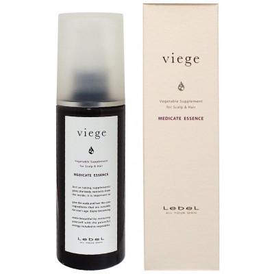 Японская эссенция для роста волос Viege Lebel MEDICATE ESSENCE