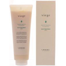 Увлажняющая маска для волос Viege Lebel Treatment SOFT