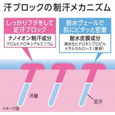 Гель для защиты от пота ног Ban Sweat Block Foot Gel