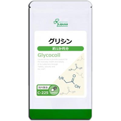 Японская незаменимая аминокислота глицин C-225 Lipusa