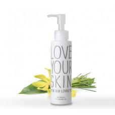 Ботаническое очищающее масло Демакияж Love Your Skin