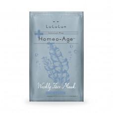 Маски с экстрактом морских водорослей - Lululun Plus Гомеостаз из Франции