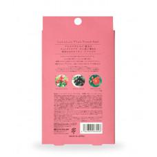 Арома-маски с эфирным маслом Дамасской розы - Lululun Plus Женская мистика