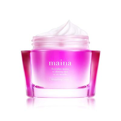 Японский интенсивный отбеливающий крем Maina Whitening Cream