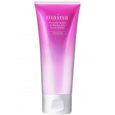 Очищающая отбеливающая пенка демакияж Maina Face Wash