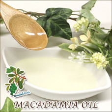 Массажное масло для лица и тела Macadamia nut oil