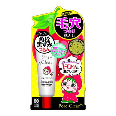 Японский гель для глубокого очищения пор Pore Clear Cleansing Gel