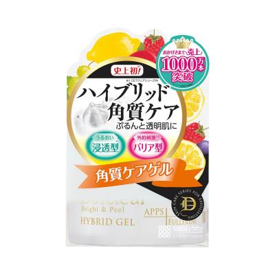 Японский гибридный гель для увлажнения и защиты кожи Detclear Bright and Peel