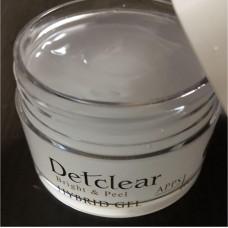 Гибридный гель для увлажнения и защиты кожи Detclear Bright and Peel