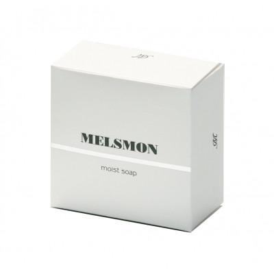 Японское увлажняющее мыло с плацентой Melsmon