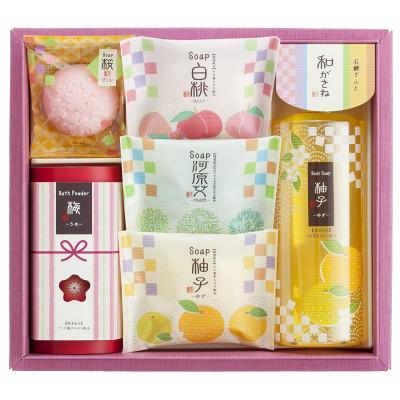 Набор для ванной в Японском стиле WAG-15