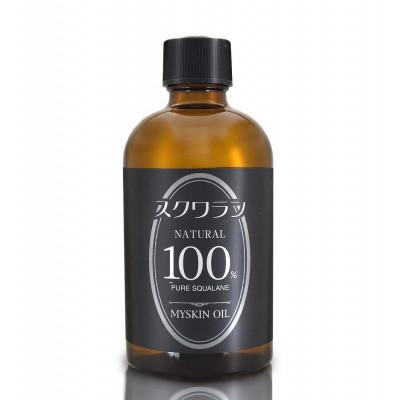 Японское сквалановое масло - Natural 100% Pure Squalane MYSKIN OIL
