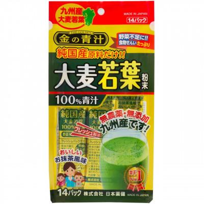 Японский аодзиру из ячменя для всей семьи