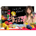 Японский диетический аодзиру с фруктами