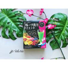 Диетический аодзиру с фруктами