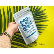 Глюкозамин, хондроитин, коллаген для поддержания здоровья суставов на 6 мес. Northen Japan Science Co.Ltd.